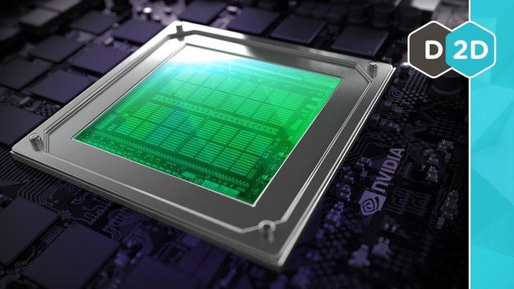 Nvidia RTX para Notebooks