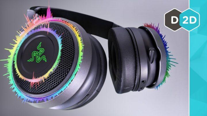 Este Headset da Razer faz você SENTIR o som