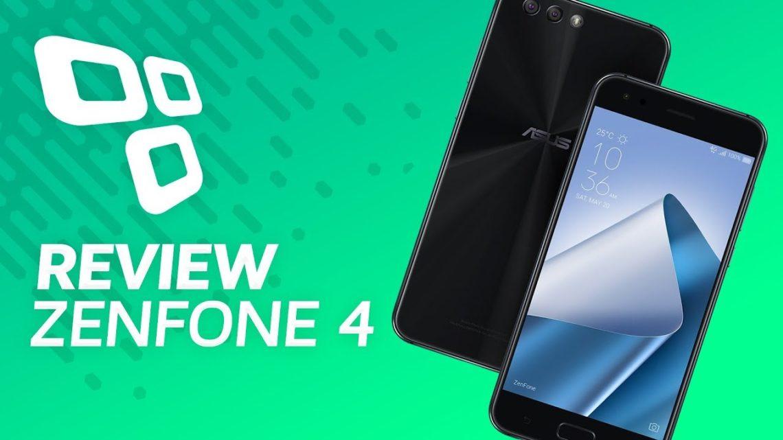 Zenfone 4 – Review – TecMundo