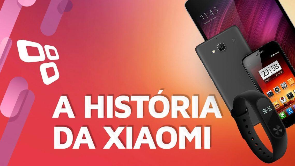 A história da Xiaomi