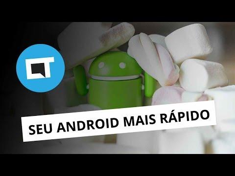 Android lento e travando? Como deixar seu smartphone mais rápido e sem travar!
