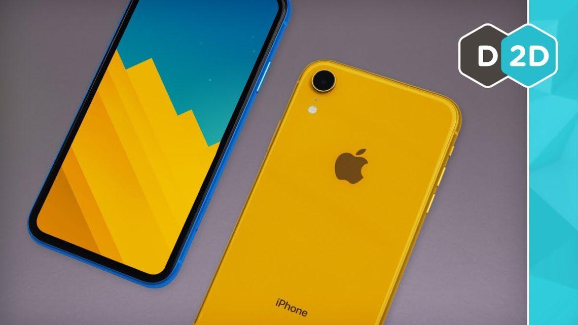iPhone XR – Melhor do Que Parece