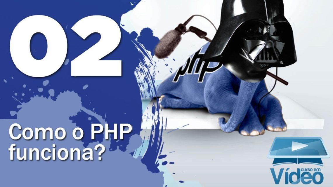 Como funciona o PHP – Curso PHP Iniciante #02