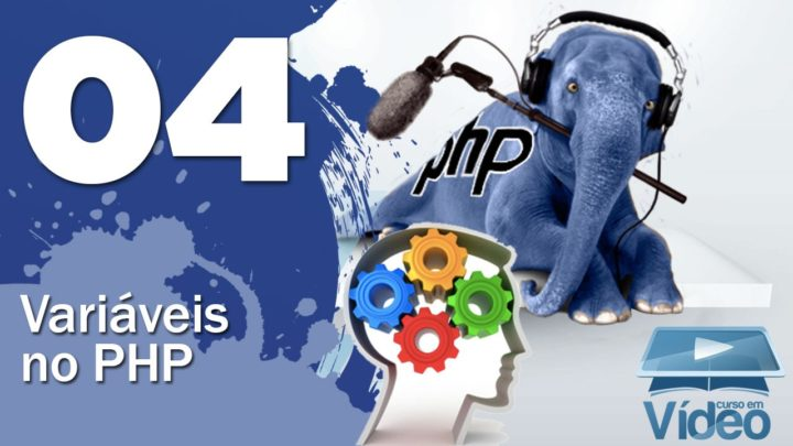 Variáveis em PHP – Curso PHP Iniciante #04