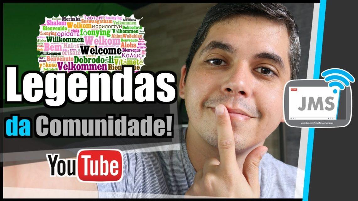 Como Ativar as Contribuições da Comunidade no YouTube