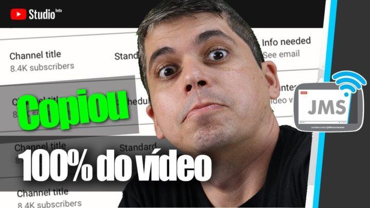 Como saber quem Copiou seus Vídeos no YouTube – Direitos Autorais