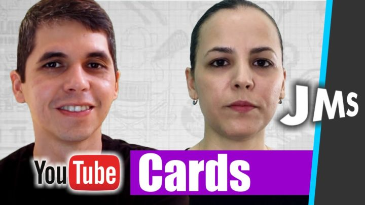 Os Cards no Youtube feat. Dicas para Youtubers