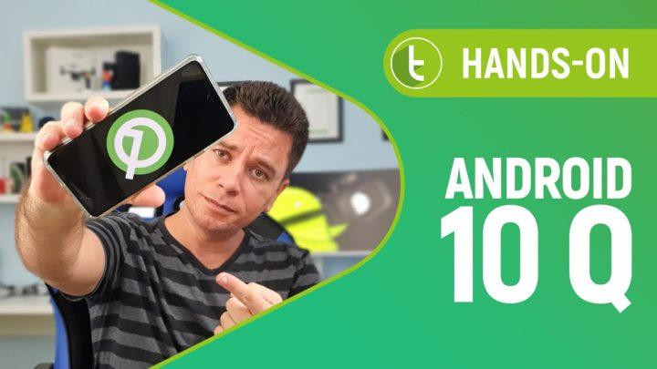 10 principais novidades do Android Q | Hands-on