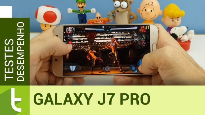 Desempenho do Samsung Galaxy J7 Pro | Teste de velocidade oficial do TudoCelular.com