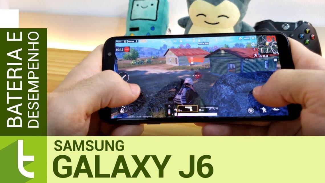 Galaxy J6 tem como destaque a bateria, mas não decepciona em desempenho