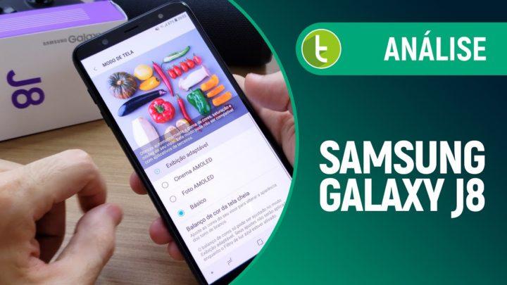 Galaxy J8: entre o básico e o intermediário, mas com preço premium | Review / Análise