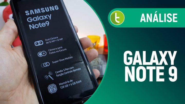 Galaxy Note 9 corrige falhas do antecessor e entrega ótima experiência | Review/Análise