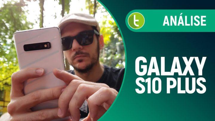 Galaxy S10 Plus evolui dentro da zona de conforto da Samsung | Análise / Review
