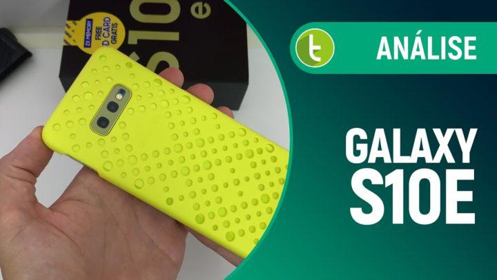 Galaxy S10e copia pontos positivos, mas sem falhas do iPhone XR | Análise / Review