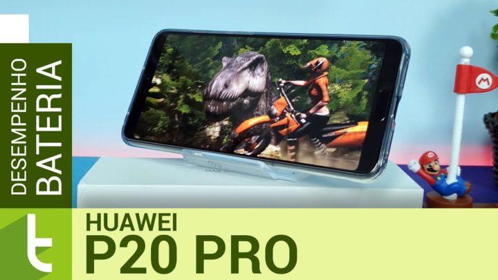 Huawei P20 Pro mantém boa autonomia do Mate 10 Pro, mas peca em desempenho