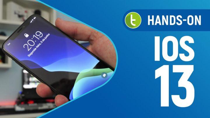 "iOS 13 traz modo escuro e outras ""novidades"" já presentes no Android há anos | Hands-on"