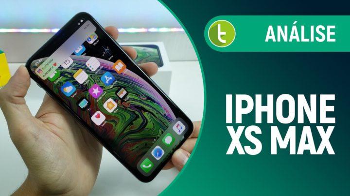 iPhone XS Max tem boas câmeras, tela e áudio, com pontos fracos conhecidos | Review / Análise
