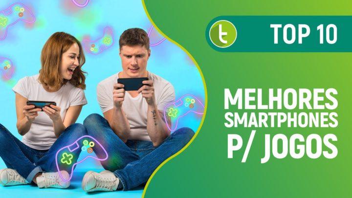 MELHORES SMARTPHONES PARA JOGOS | JULHO DE 2019