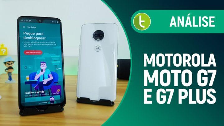 Moto G7 e G7 Plus: a diferença está nos detalhes, mas não justifica preço | Análise / Review