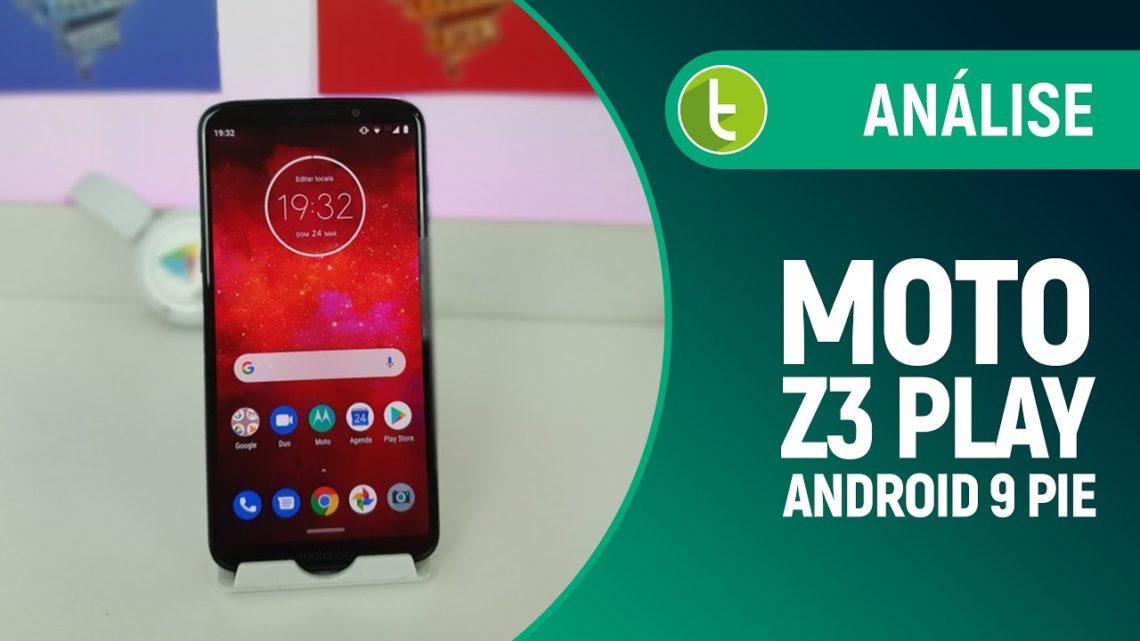 Moto Z3 Play: Android Pie turbina desempenho sem sacrificar bateria