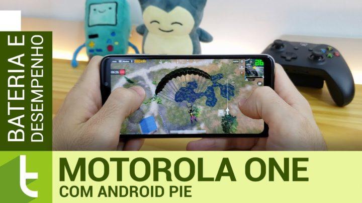 Motorola One mantém desempenho, mas perde autonomia com o Android Pie