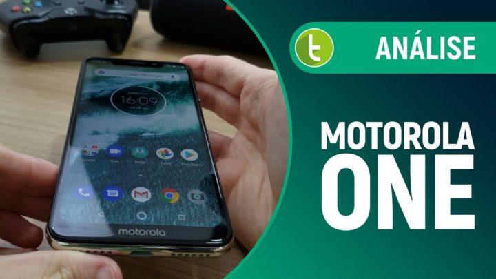 Motorola One: primeiro Android One do Brasil podia ser melhor | Review / Análise