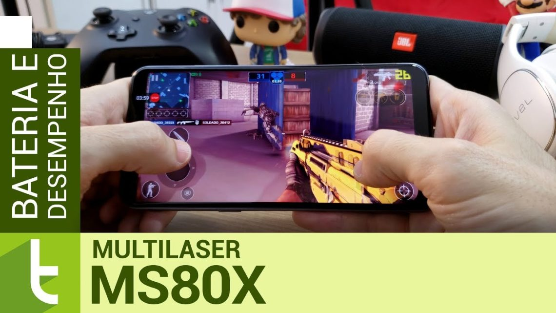 MS80X tem autonomia e desempenho na média dos concorrentes