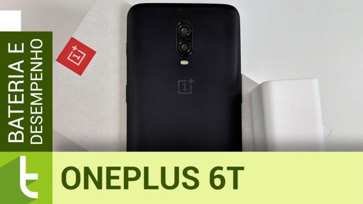 OnePlus 6T atropela rivais Android em desempenho e entrega ótima bateria