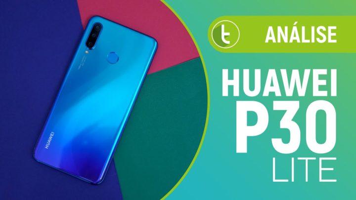 P30 Lite é ponto fora da curva na nova família Huawei | Análise / Review