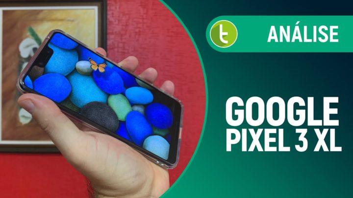 Pixel 3 XL: câmera ótima, mas notch estranho não é único defeito | Análise / Review