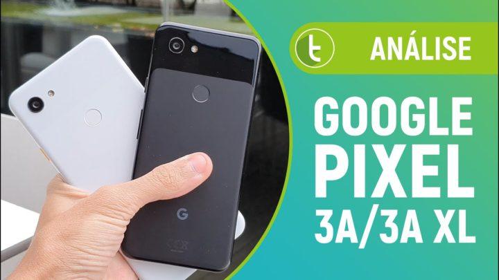Pixel 3a e 3a XL: câmera top de linha em intermediários   Análise / Review