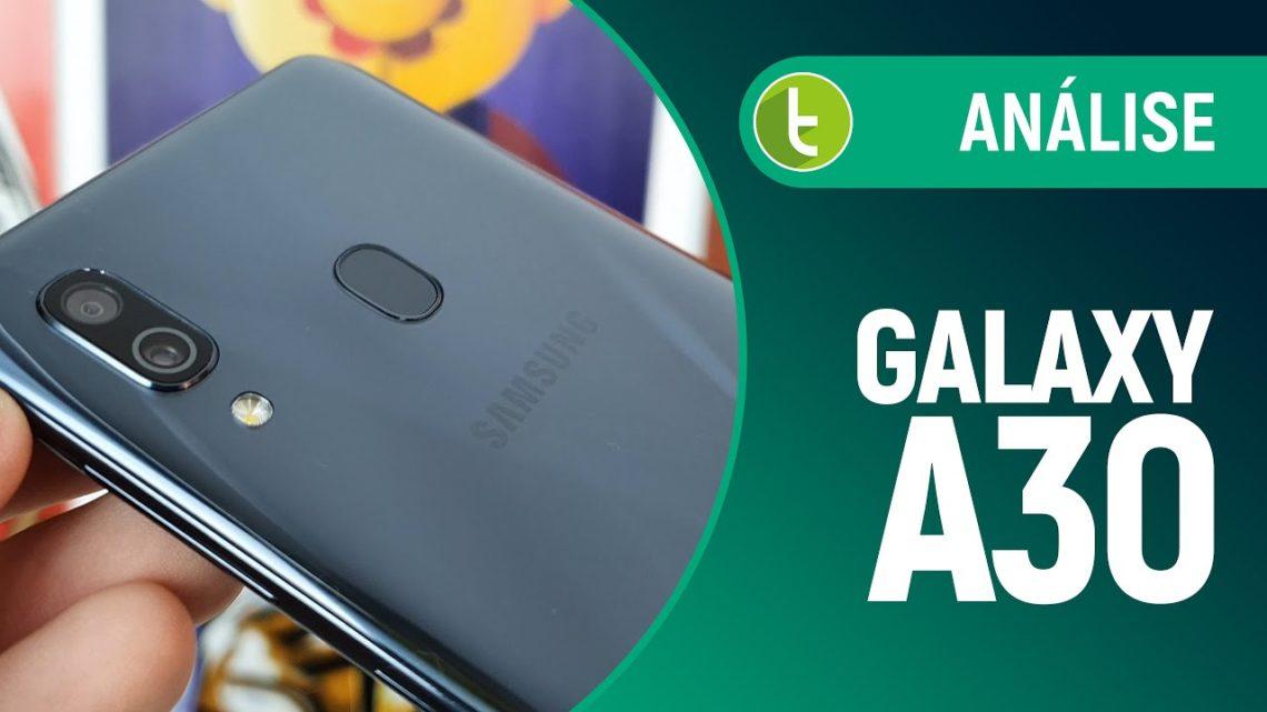 Samsung Galaxy A30 tem melhor custo-benefício da linha em 2019 | Análise / Review