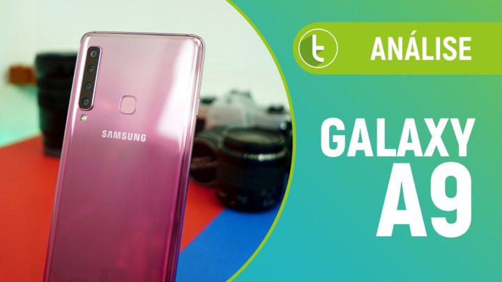 Samsung Galaxy A9 nos lembra que quantidade não é igual a qualidade | Análise / Review