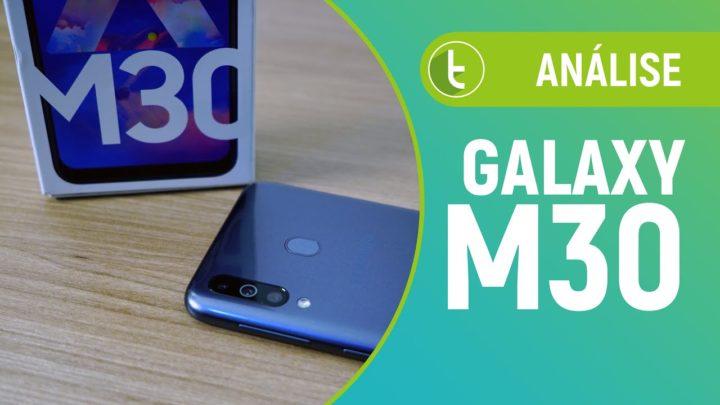 Samsung Galaxy M30 foge da proposta da linha M | Análise / Review