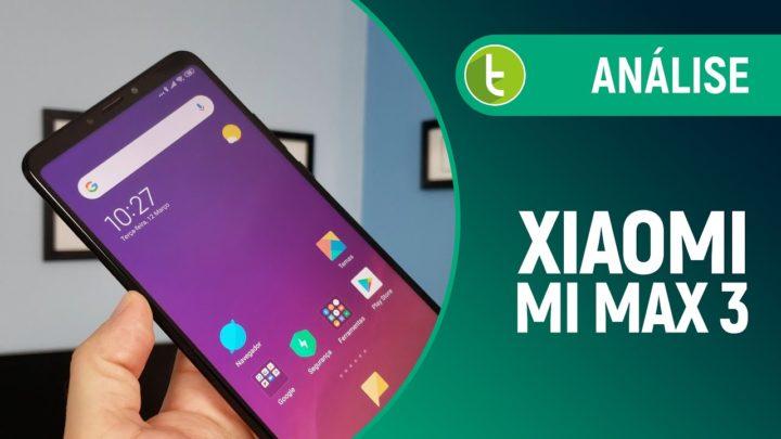 Xiaomi Mi Max 3 dá mais tela que antecessor sem prejudicar mobilidade