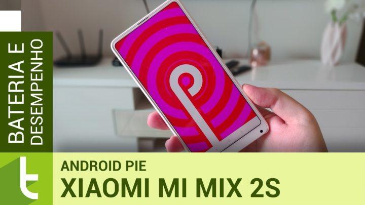 Xiaomi Mi Mix 2S tem desempenho turbinado pelo Android Pie sem afetar bateria