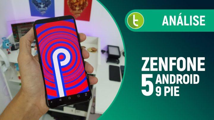 Zenfone 5 ganha novo visual e vida extra na bateria, mas perde desempenho com Android Pie