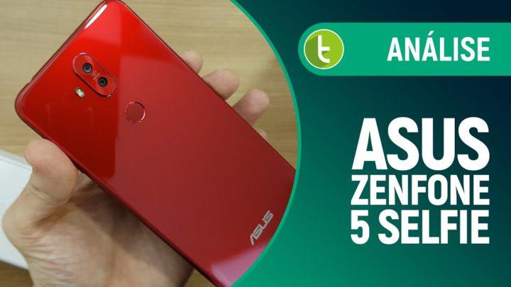 Zenfone 5 Selfie foge da proposta de aparelhos bons e baratos da ASUS | Review/Análise