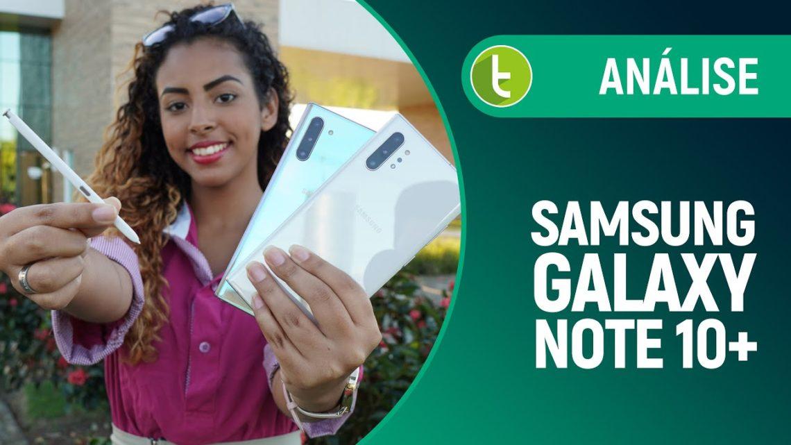 GALAXY NOTE 10 PLUS: MELHOR celular SAMSUNG de 2019… para comprar em 2020 | Análise / Review