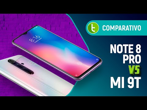 MI 9T vs. REDMI NOTE 8 PRO: Qualcomm e MediaTek BRIGAM pelo CUSTO BENEFÍCIO da Xiaomi | Comparativo