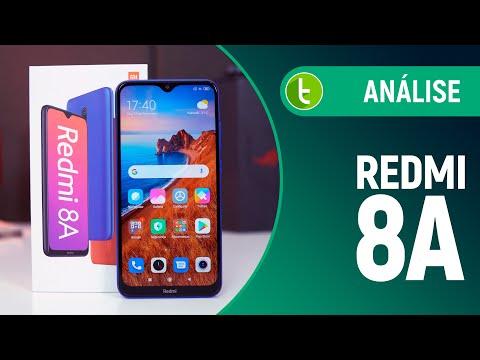 REDMI 8A é um 7A da XIAOMI com TELA MAIOR | Análise / Review