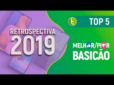 MELHOR e PIOR celular BÁSICO de 2019 | Retrospectiva TudoCelular