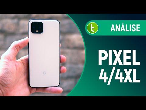 GOOGLE PIXEL 4 e 4 XL são o LANÇAMENTO mais MARCANTE de 2019 | Análise / Review