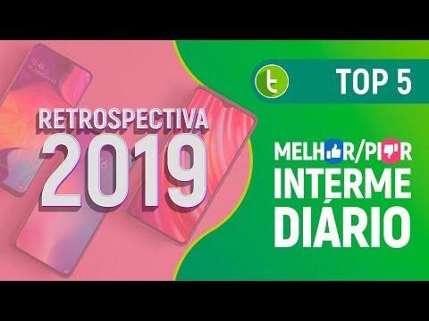MELHOR e PIOR CELULAR INTERMEDIÁRIO de 2019 | Retrospectiva TudoCelular