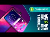 ONE HYPER vs ONE ZOOM: QUAL INTERMEDIÁRIO premium da Motorola VALE o SEU DINHEIRO? | Comparativo