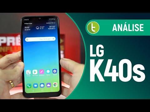 K40s: quando a LG deixa de ser CAFÉ COM LEITE | Análise / Review