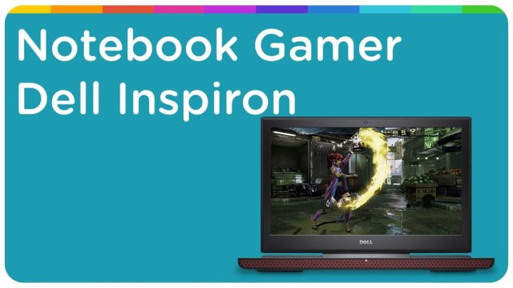 Notebook Gamer Dell Inspiron i15-7567-A30P