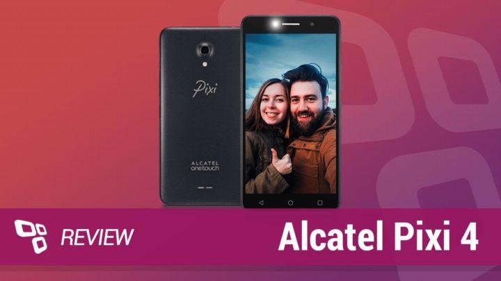 Smartphone Alcatel Pixi 4 6