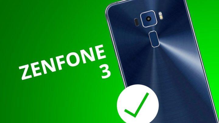 5 motivos para COMPRAR o Zenfone 3