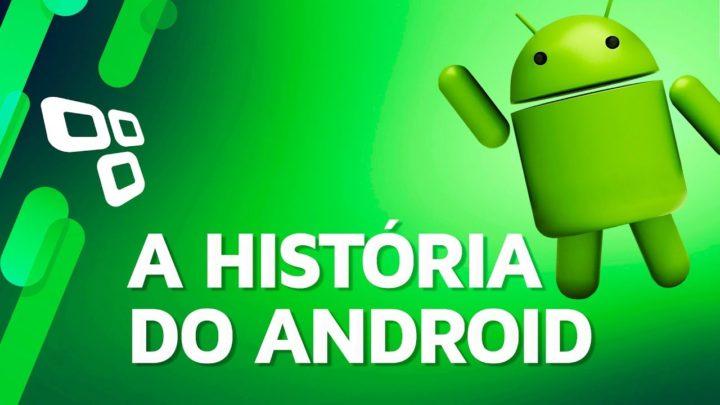 A história do Android